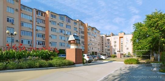 Однокомнатная квартира в курортном районе Евпатории