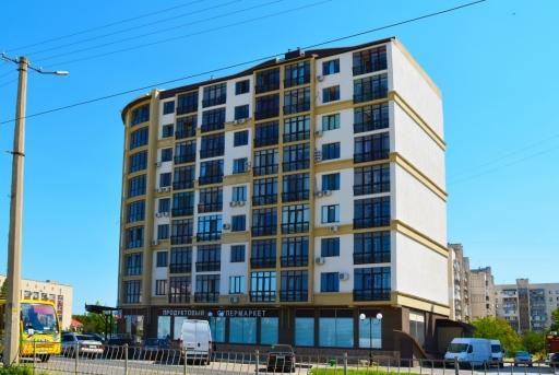 Однокомнатная квартира в одном из лучших комплексов Евпатории
