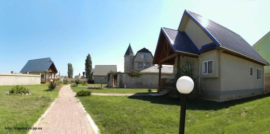 Уникальная база отдыха в курортном пригороде Евпатории