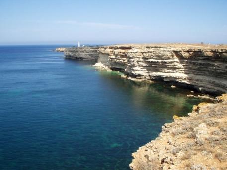 Участок в Крыму на Тарханкуте