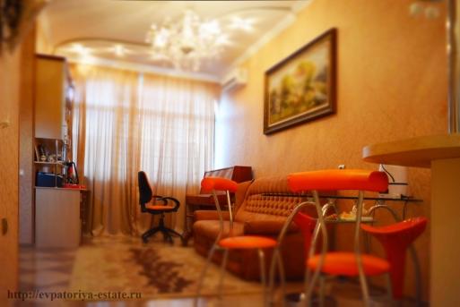 Оригинальная квартира-студия с индивидуальным входом в Евпатории