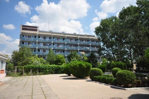 Оздоровительный комплекс в курортном пригороде Евпатории