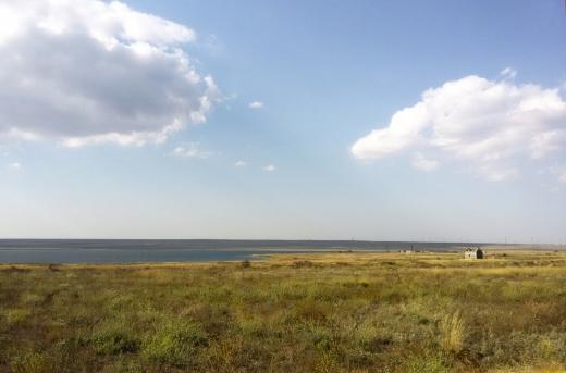 Продажа участков на берегу Донузлава