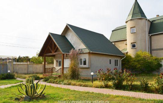 Загородный дом у моря под Евпаторией
